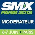EXPERT is Me Modérateur en référencement SMX PARIS