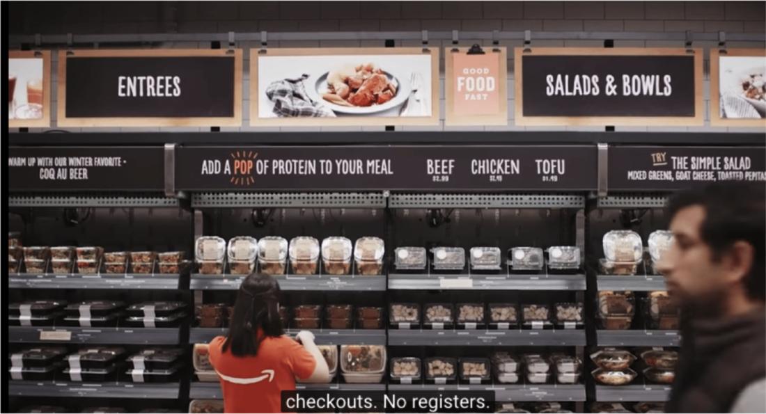 Les futures boutiques d'Amazon...